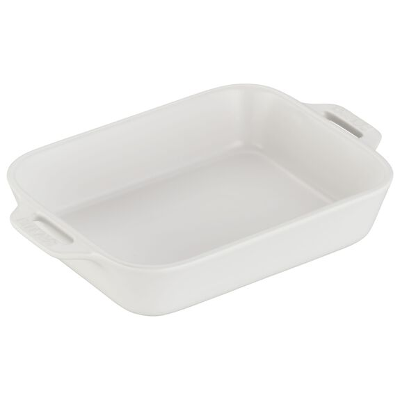 8-x-6.3-inch Ceramic Oven dish,,large