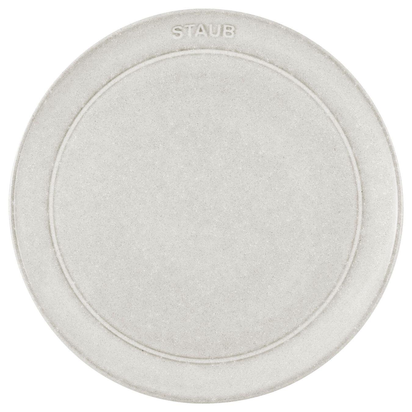 Assiette plat/plane 20 cm,,large 2