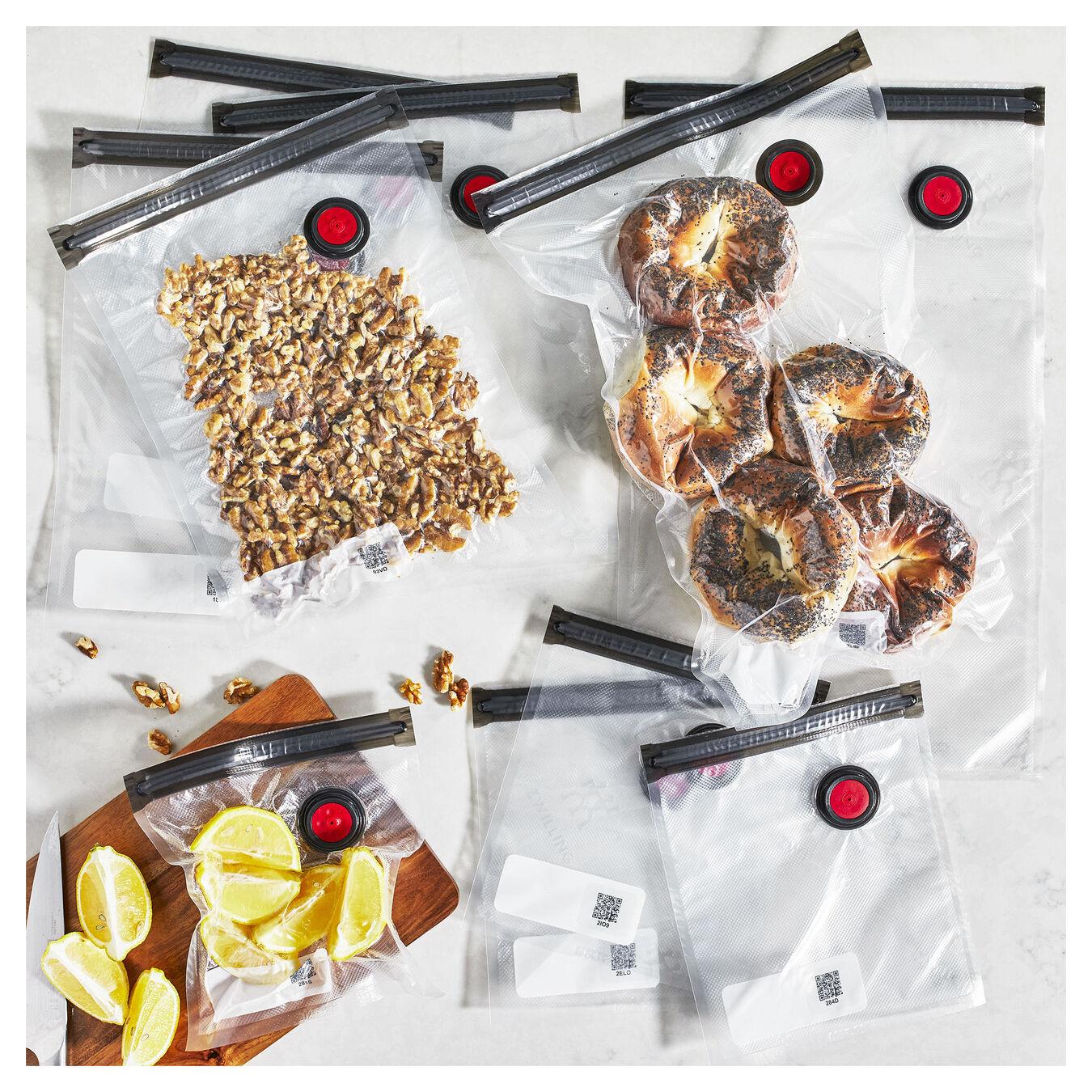 small/medium/large / 10-pc, Plastic, Vacuum bag set,,large 7