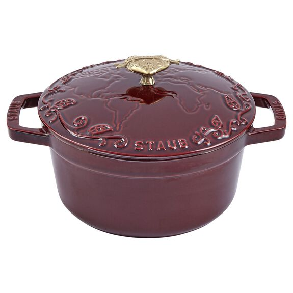 8-inch Enamel Saute pan Tomorrowland,,large 8
