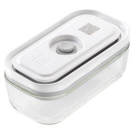 ZWILLING Fresh & Save, Vakuumbox, S, Borosilikatglas, Weiß