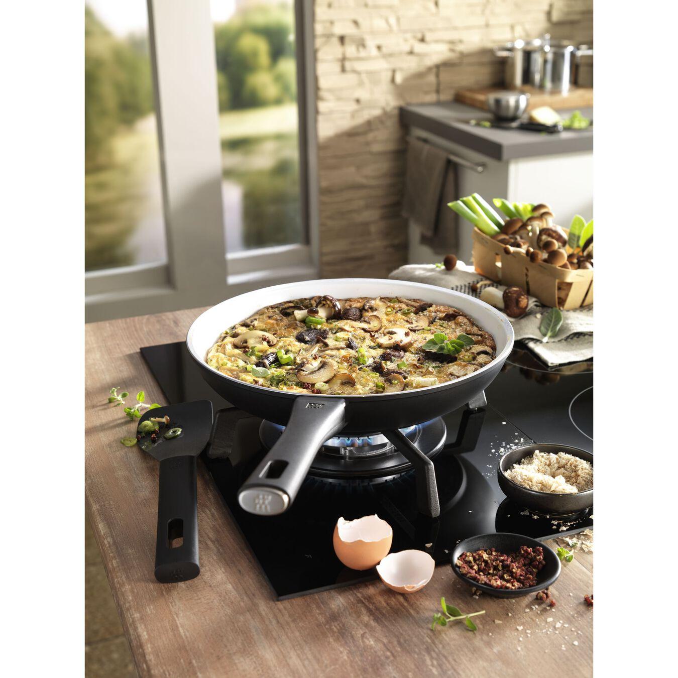 2-pc, aluminium, Non-stick, Frying pan set,,large 5
