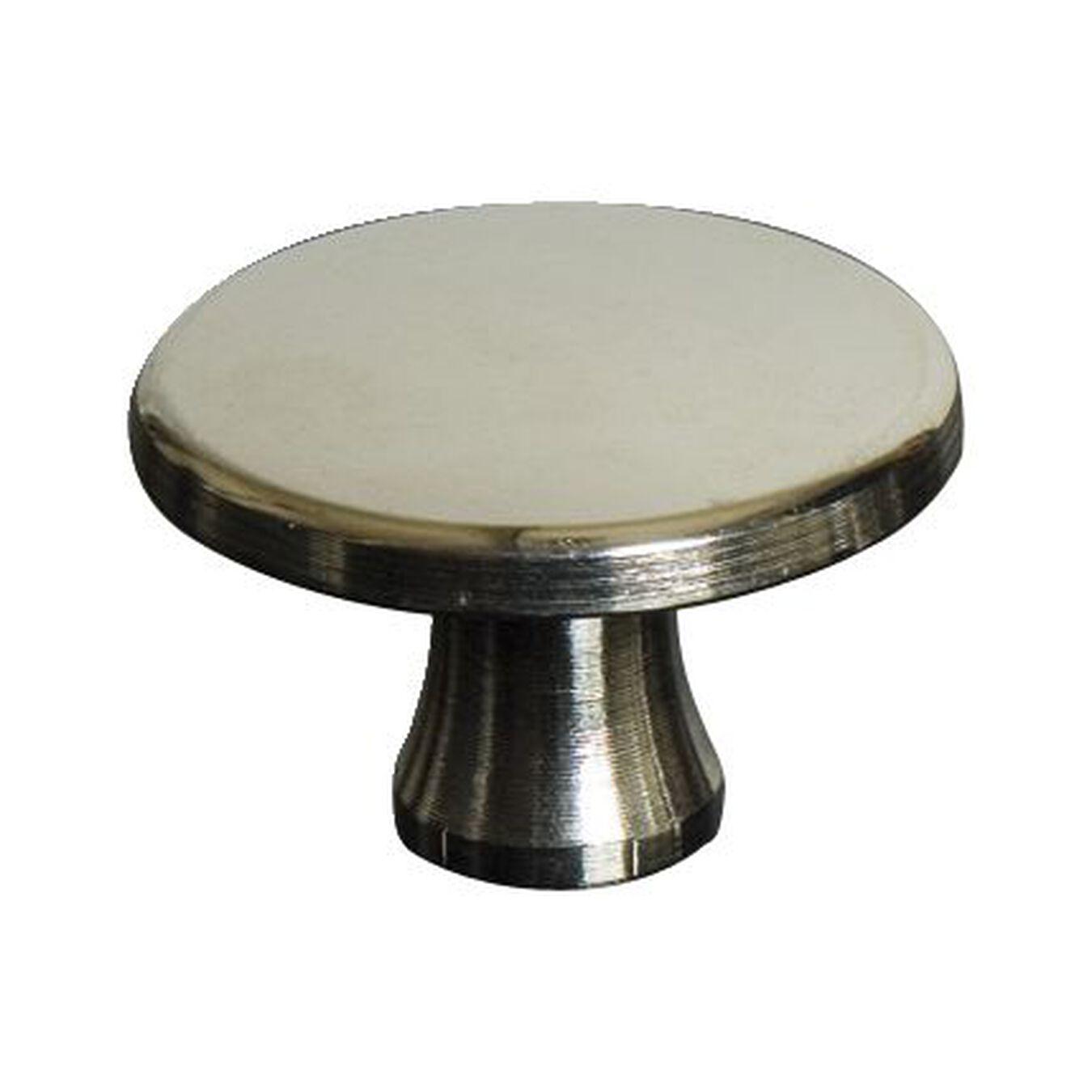 Bouton 3 cm, Nickel,,large 1