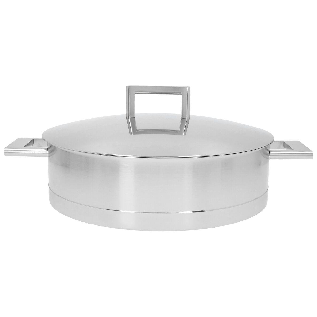 Kookpan met dubbelwandig deksel 28 cm / 4.8 l,,large 1