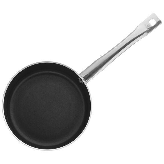 3.8-qt Aluminum Nonstick Low Saucepan Without Lid, , large