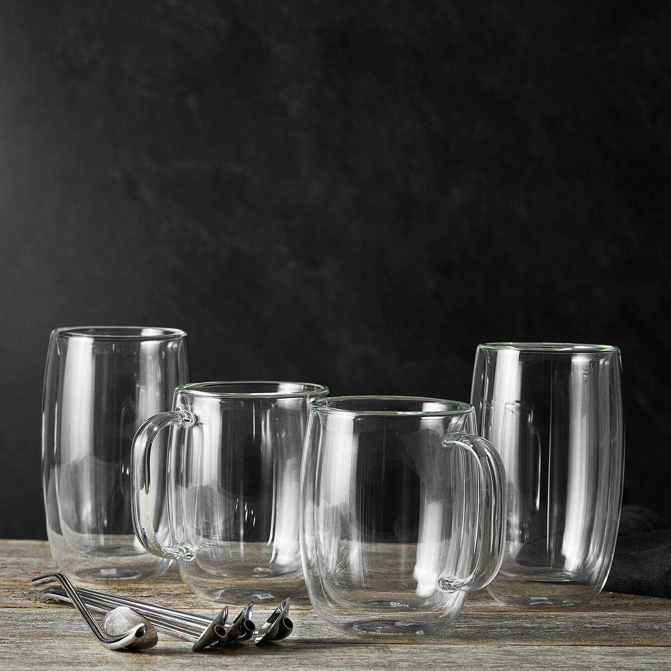 9-pc, Coffee glass set,,large 2