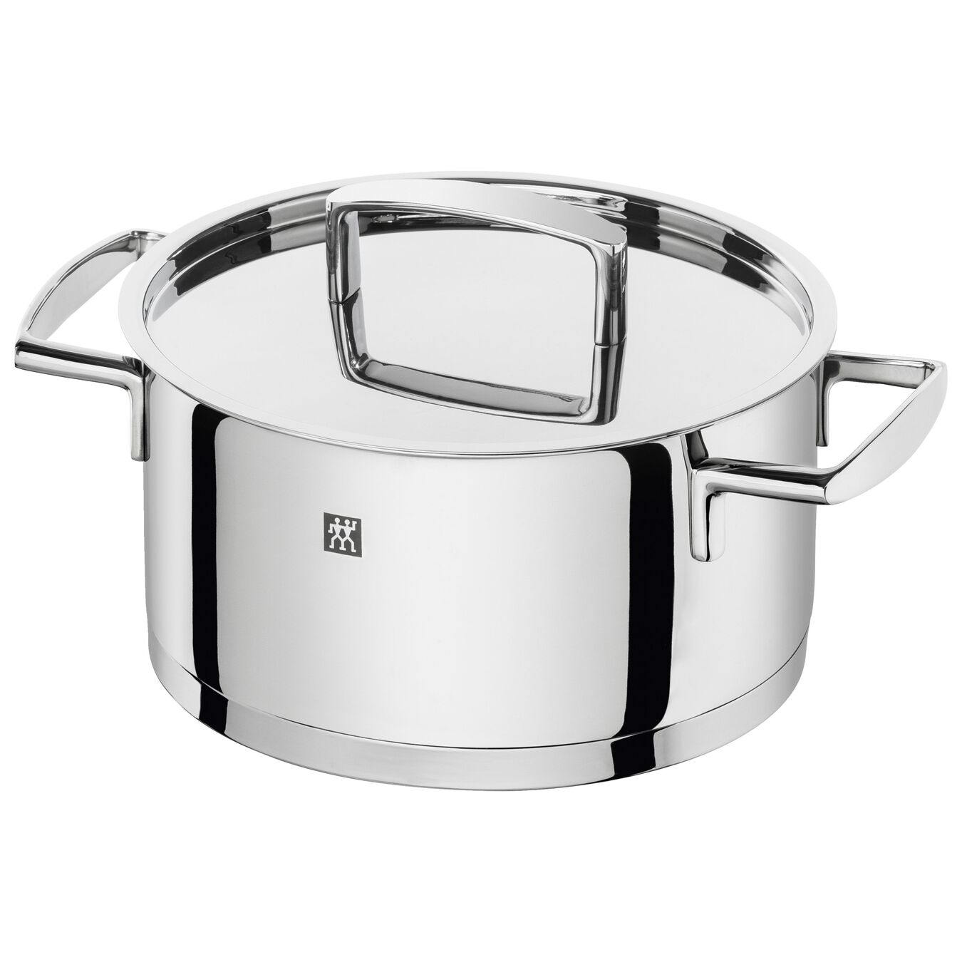 Ensemble de casseroles 5-pcs, Inox 18/10,,large 5