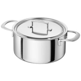 ZWILLING Sensation, 5.25 l 18/10 Stainless Steel Stew pot
