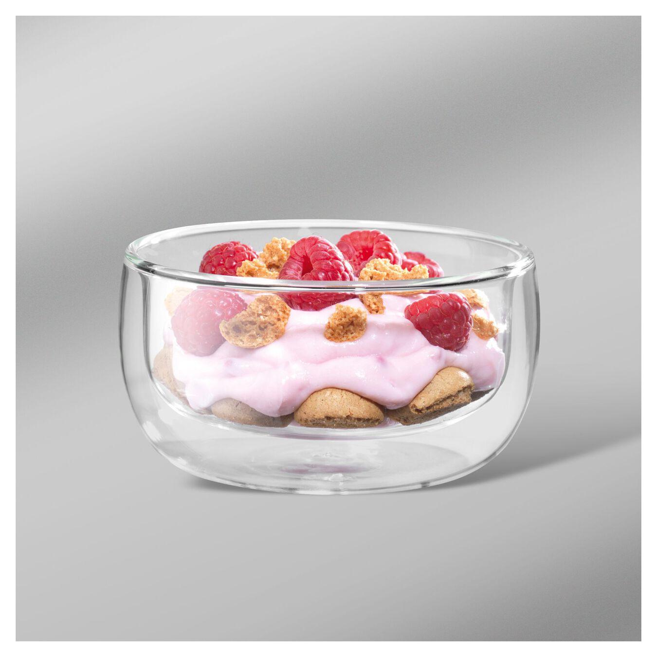 2-pcs Service de verres à dessert,,large 2