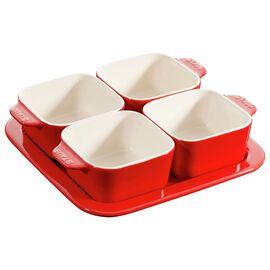 Staub Ceramique, 5-Piece Appetiser set - Visual Imperfections