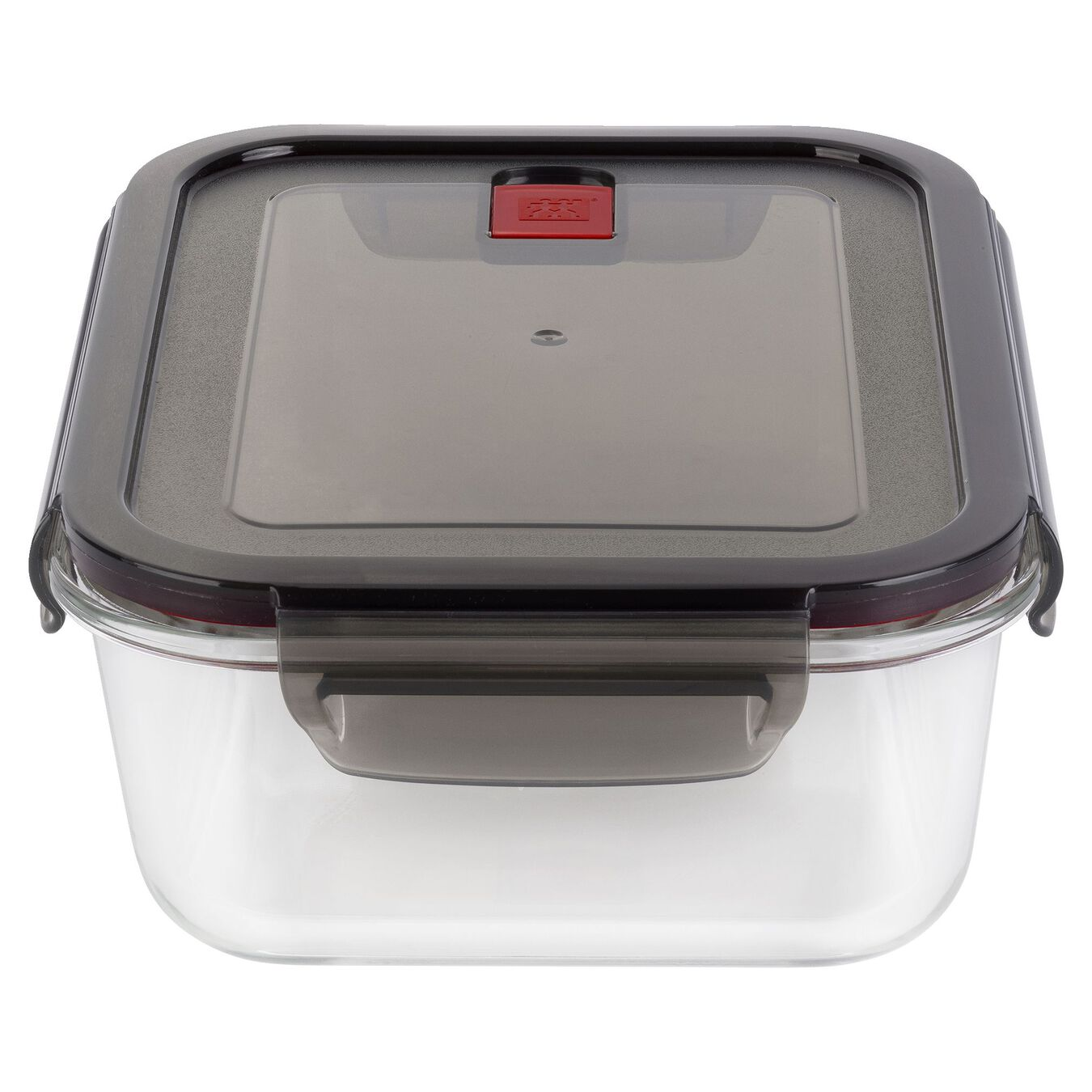 1.5 qt, borosilicate glass, rectangular, Storage jar,,large 1