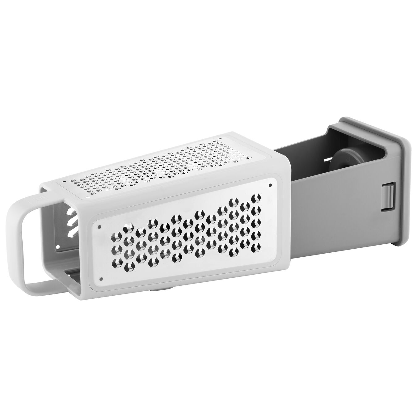 Tower grater, grey,,large 2