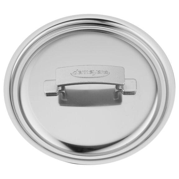 2-qt Stainless Steel Saucier,,large 3