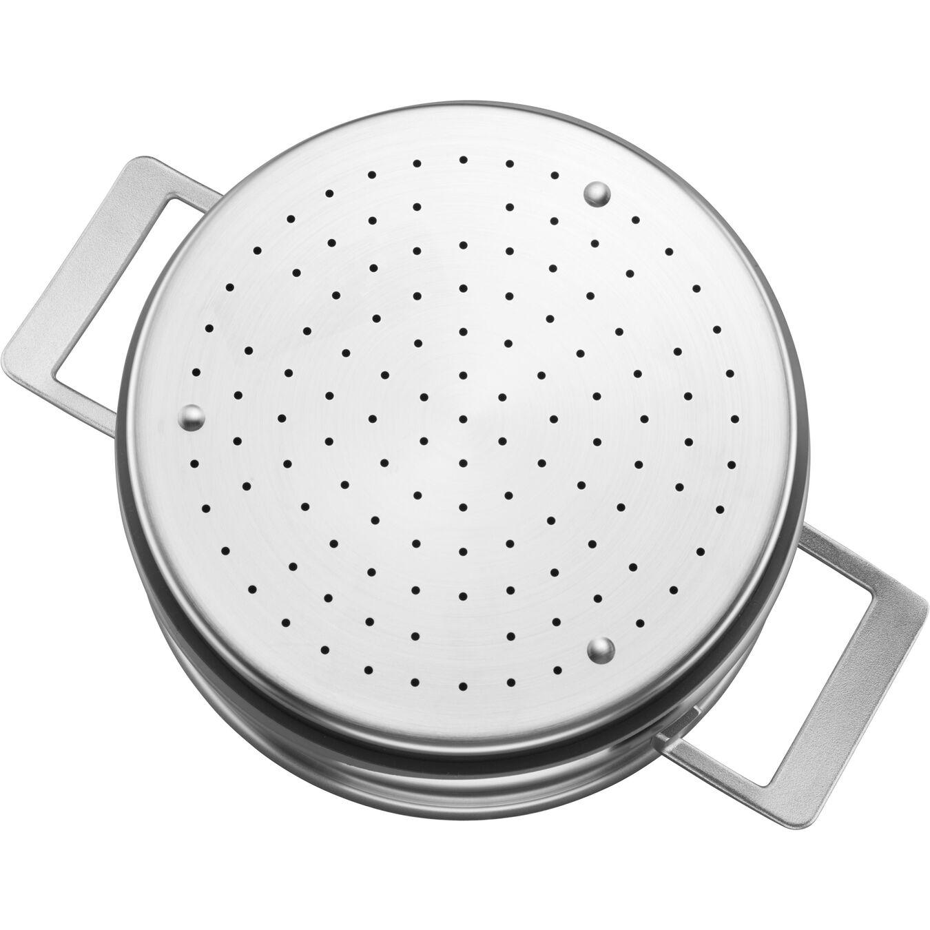24 cm 18/10 Stainless Steel Insert pour casserole et poêle,,large 3