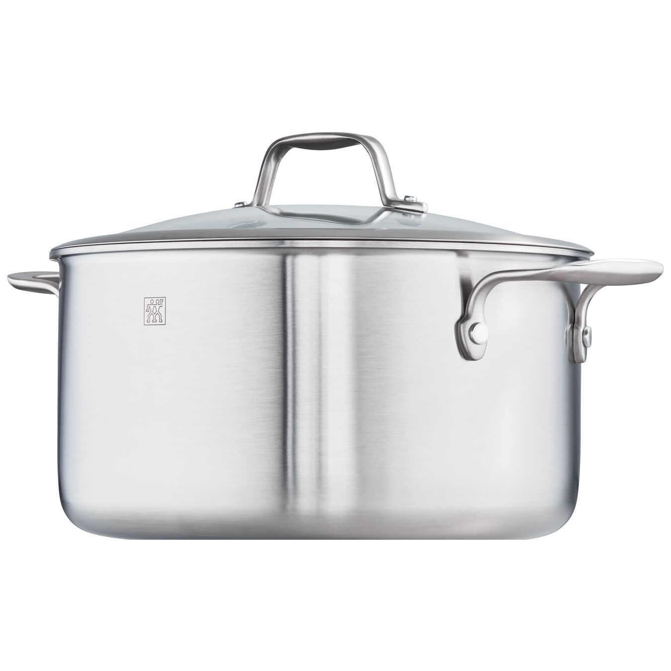 3-ply 6-qt Stainless Steel Dutch Oven,,large 2