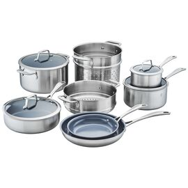 12-pc Ceramic Nonstick Cookware Set