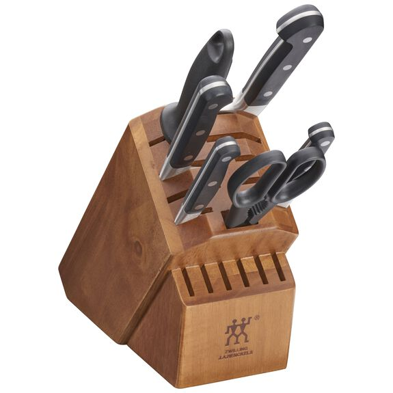 7-pc Knife Block Set, , large 2