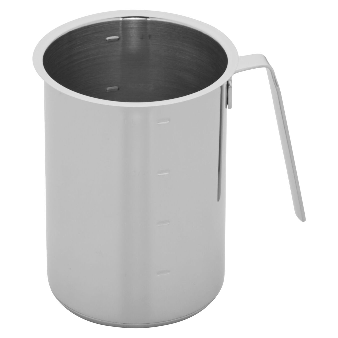 1.25 qt Bain Marie pot, 18/10 Stainless Steel ,,large 2