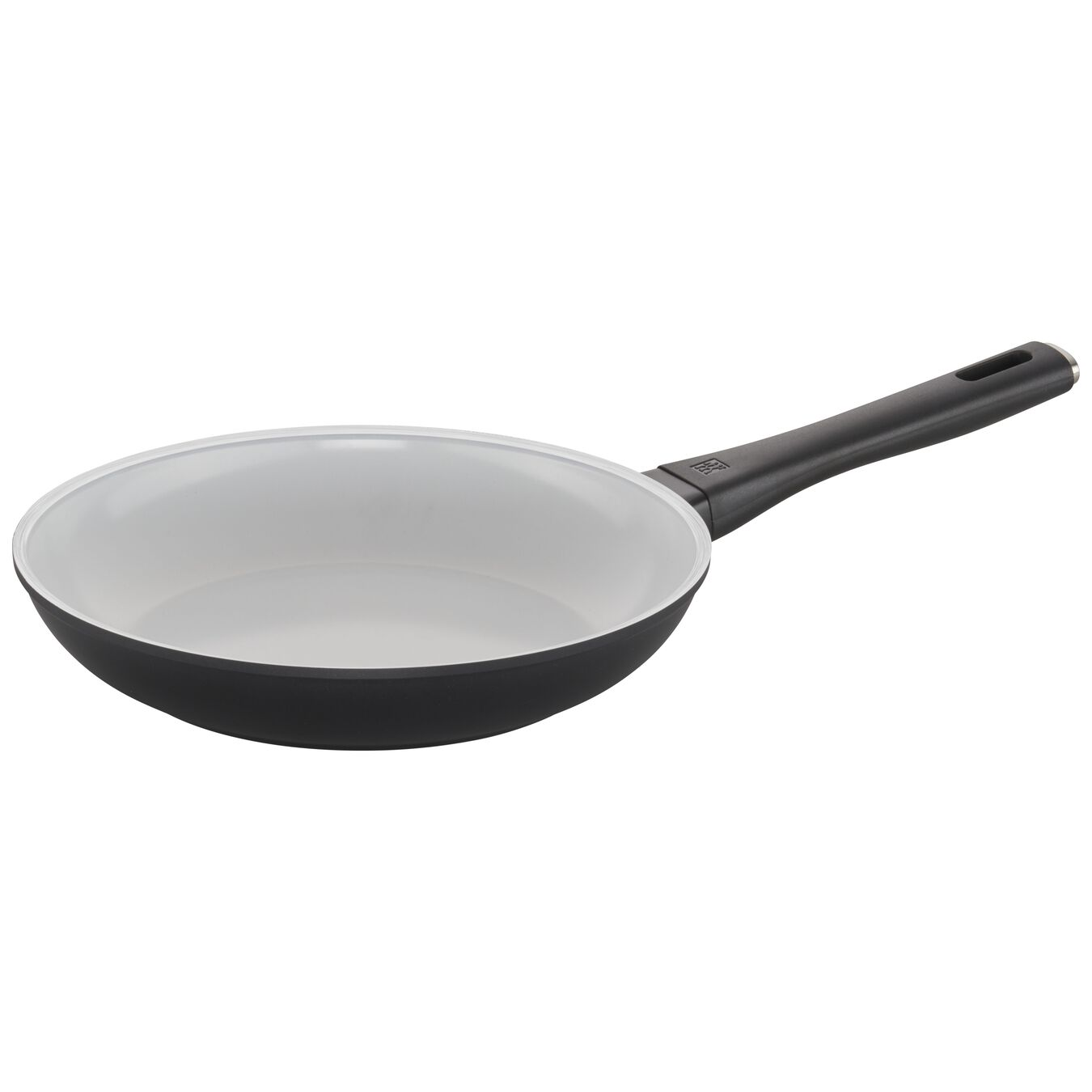 10-inch, Aluminium, Ceramic, Non-stick, Frying pan,,large 2