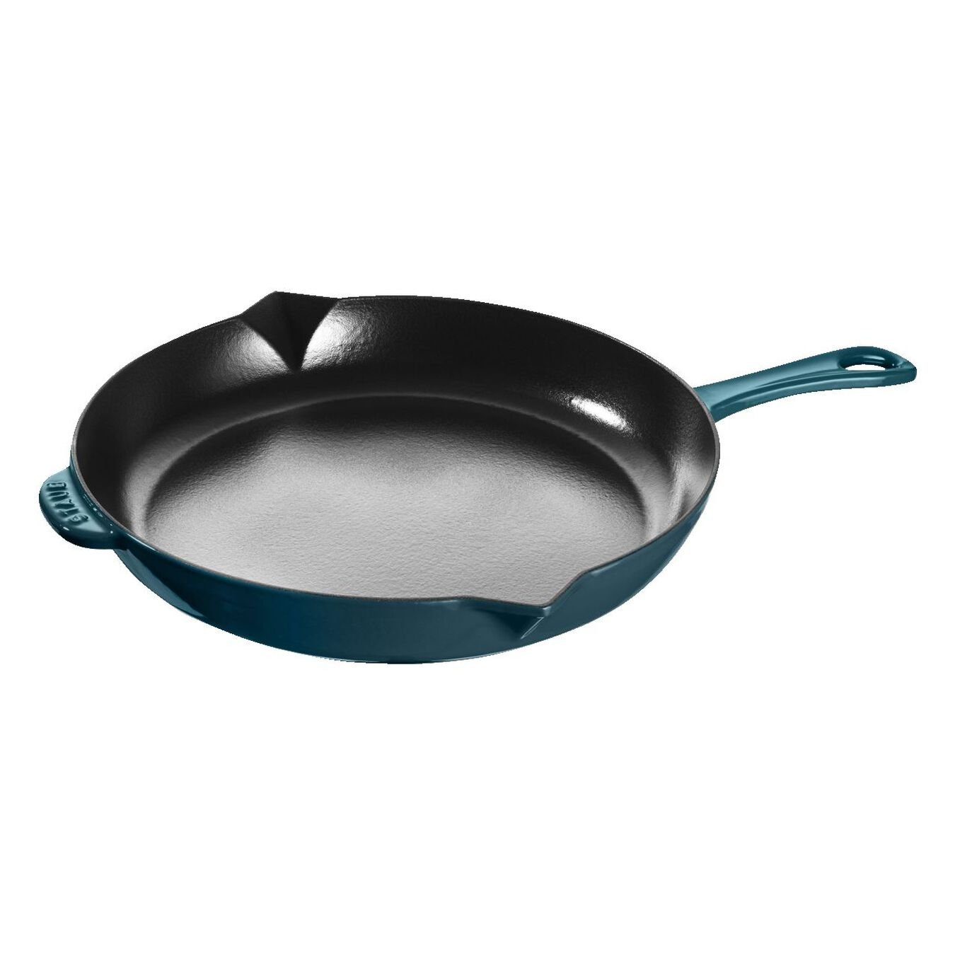 12-inch, Frying pan, la mer - Visual Imperfections,,large 1