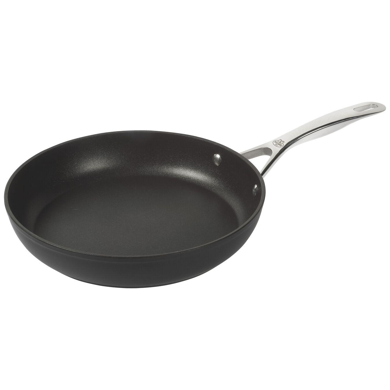 Poêle 28 cm, Aluminium, Noir,,large 1