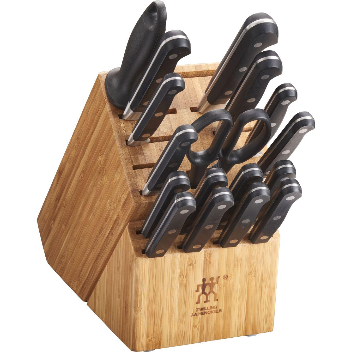 18-pc Knife Block Set,,large 2