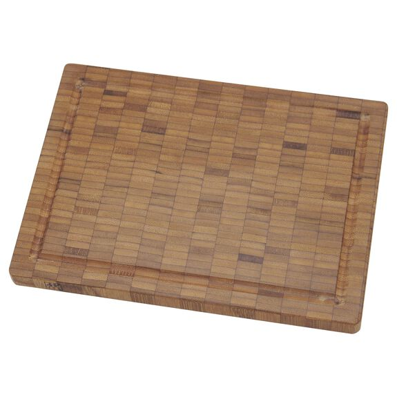 Schneidbrett 25 cm x 19 cm, Bambus,,large