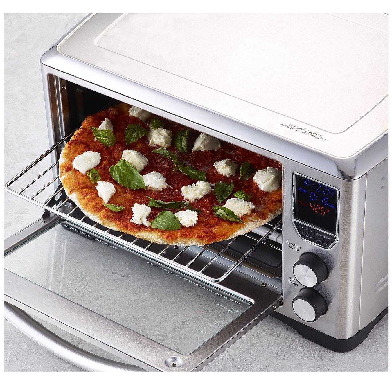 Mini oven, Silver-Black | US/CA,,large 2