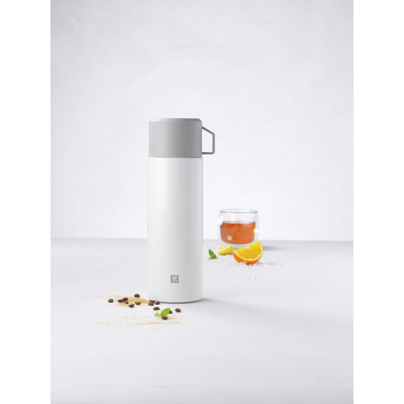 Thermos flask, 1 l | white,,large 7