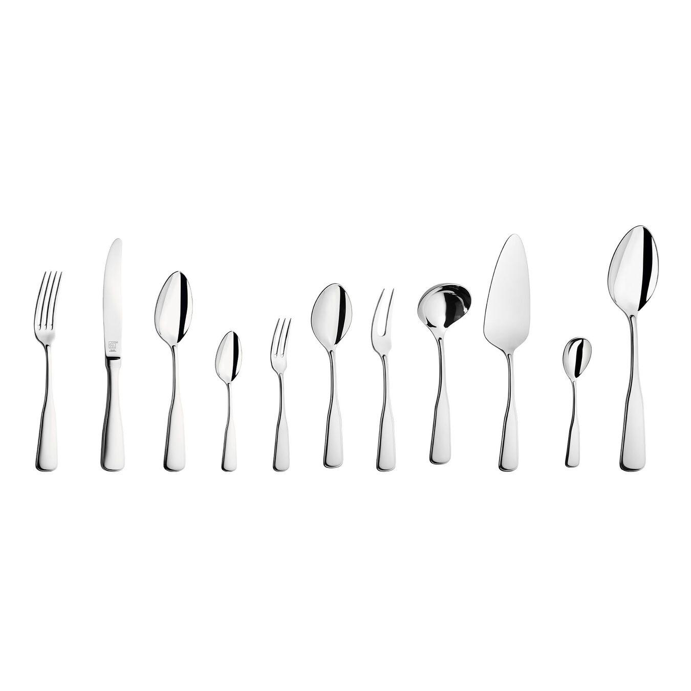 Çatal Kaşık Bıçak Seti, 68-parça | Parlak,,large 13