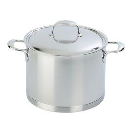Demeyere Atlantis 7-Ply, 8.5-qt 18/10 Stainless Steel Stock pot