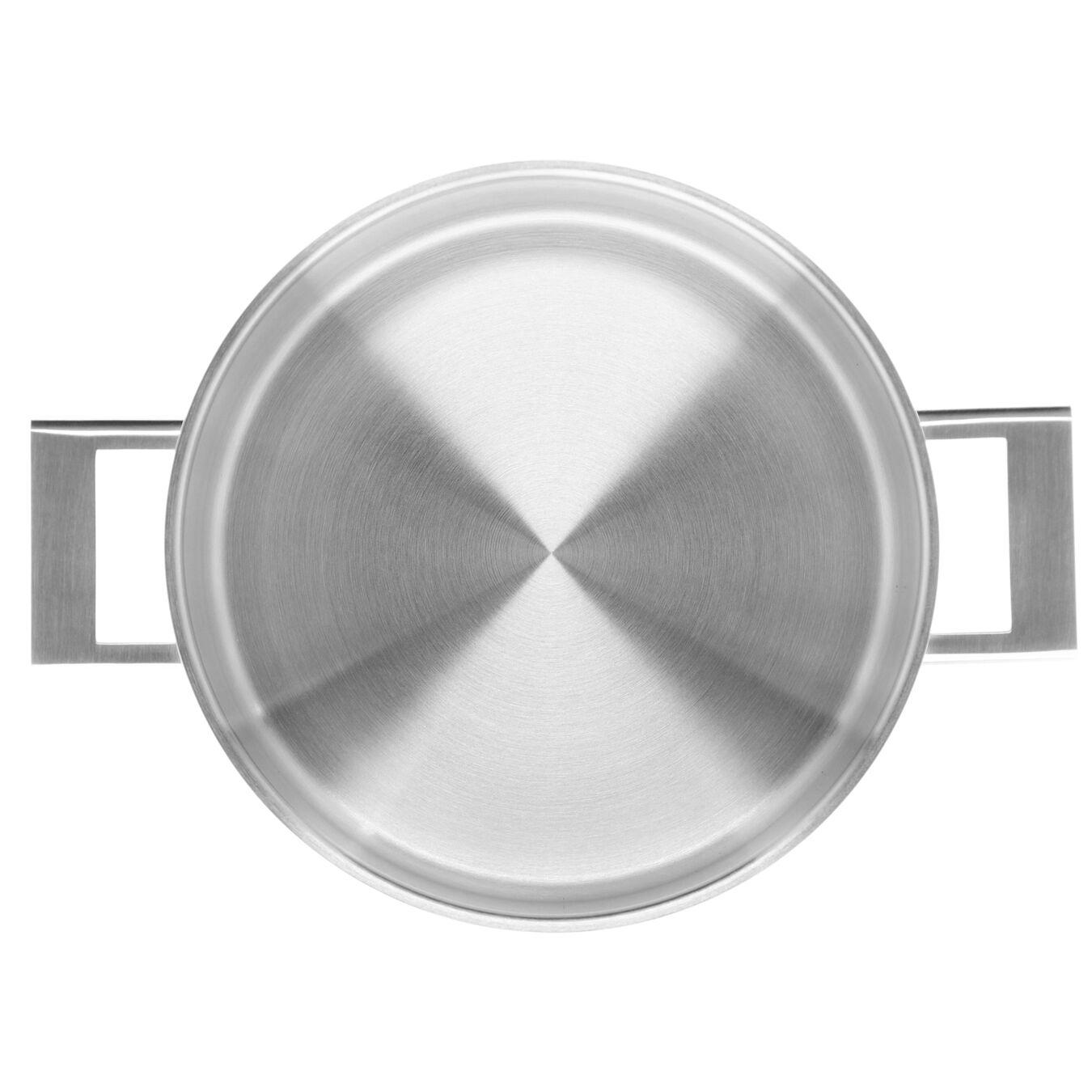 Casserole avec couvercle à double parois 22 cm / 4 l,,large 4