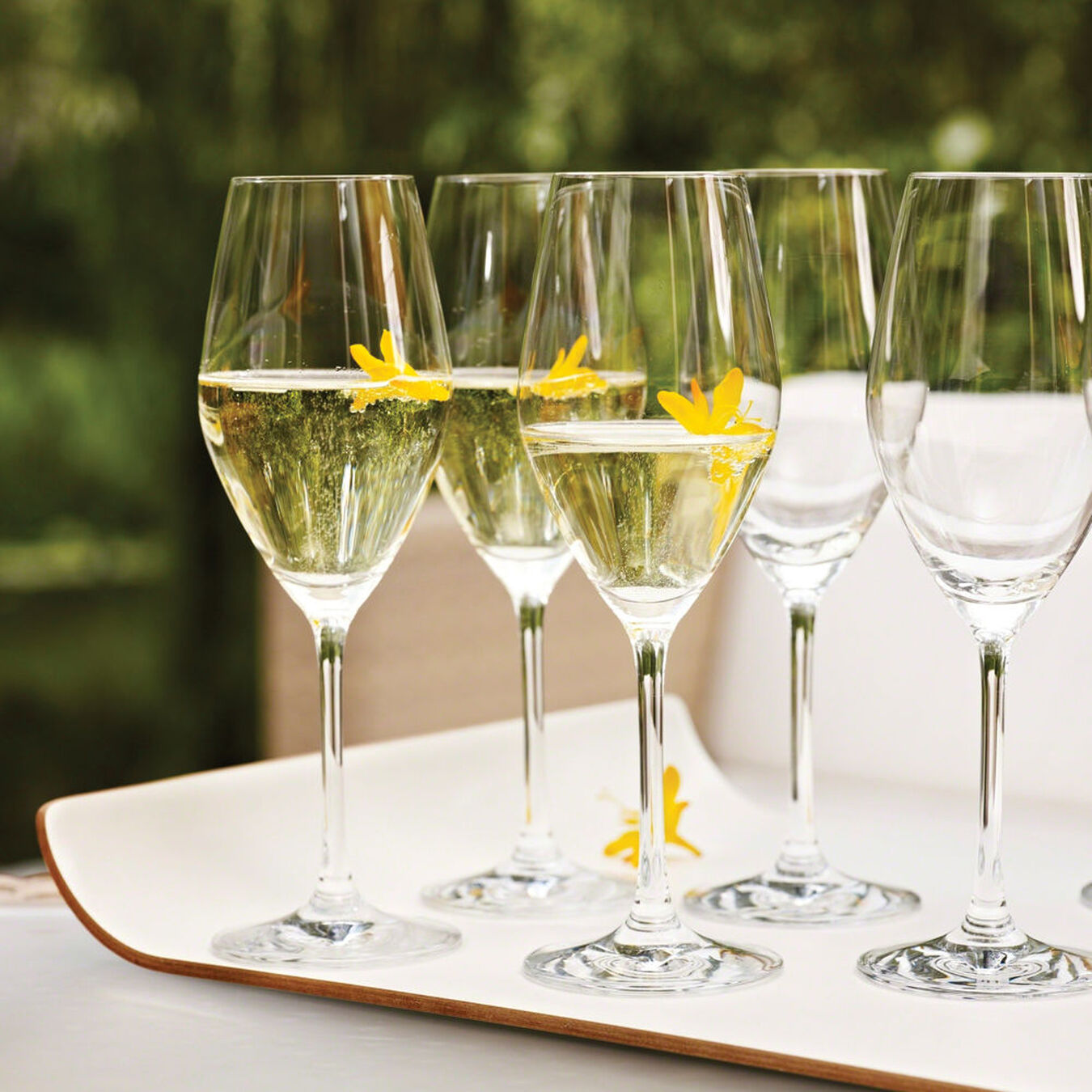 6-pc Champagne Flute Set,,large 3