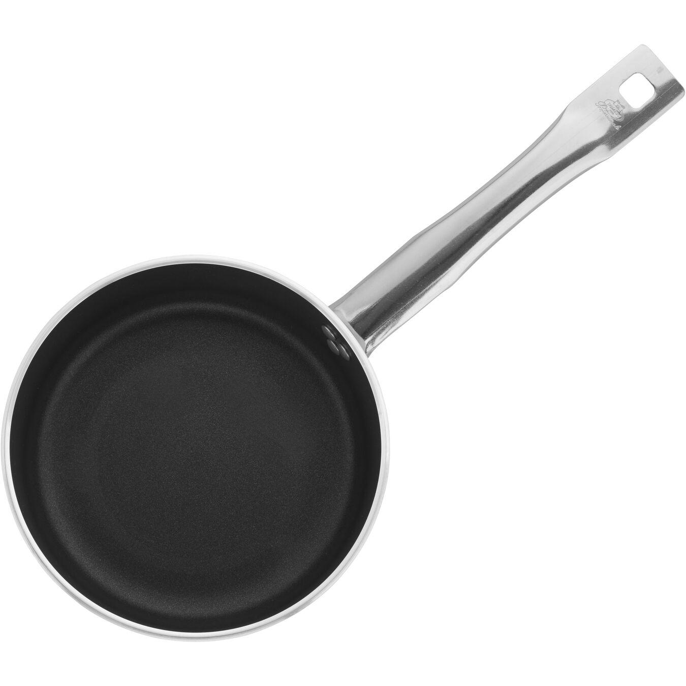 2.5 qt, Aluminum, Sauce pan,,large 1