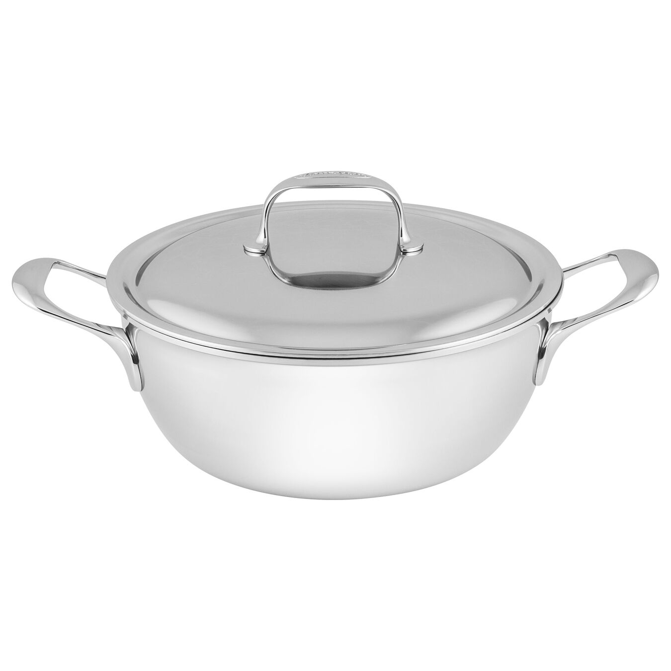 Sauteuse conique 24 cm,,large 1