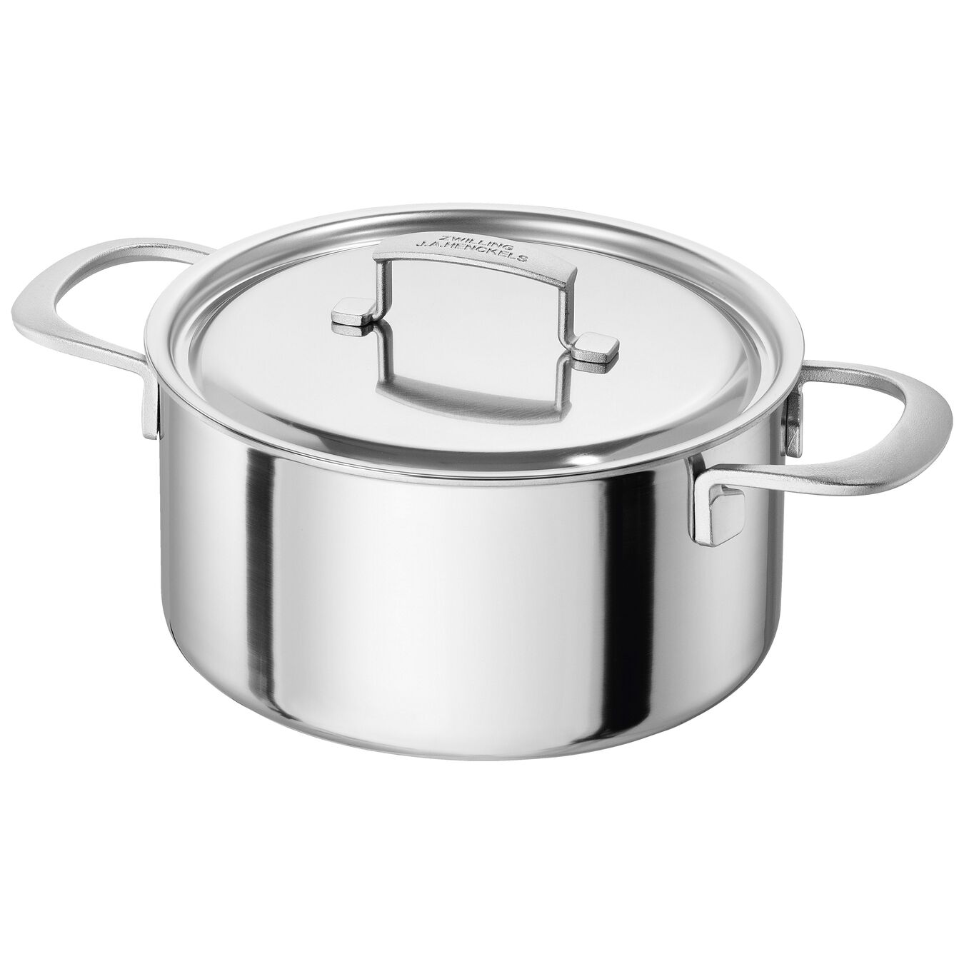 5,25 l 18/10 Stainless Steel Faitout,,large 1