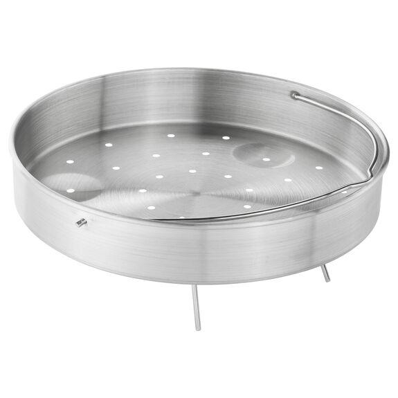 Buharda Pişirme Aparatı, Yuvarlak | 22 cm | Metalik Gri,,large 2