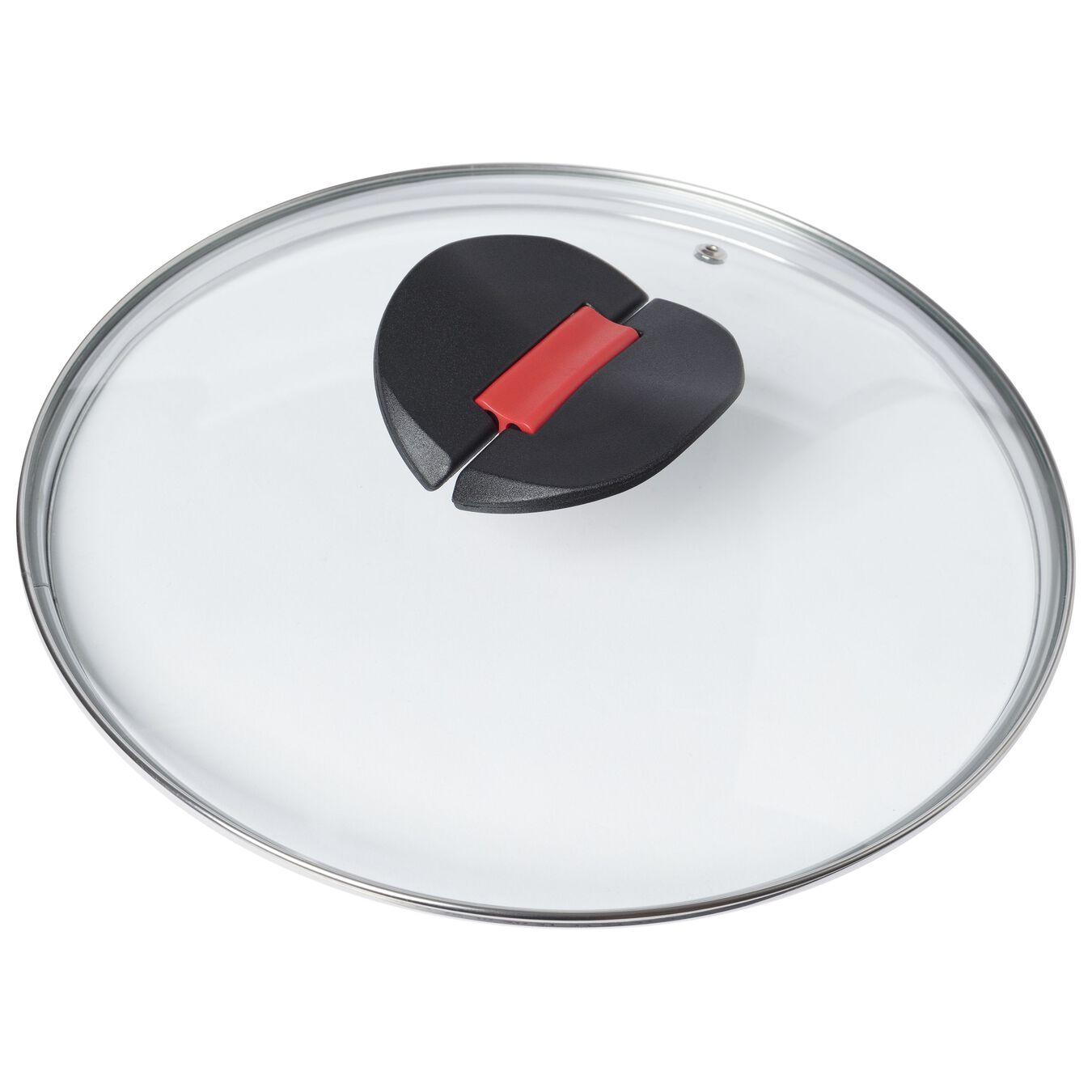 Deckel, 28 cm   rund   Glas,,large 2