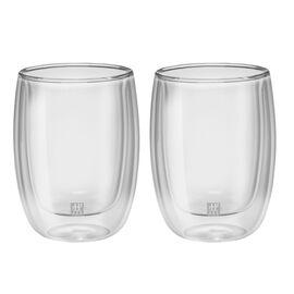 ZWILLING Sorrento, Doppelwandiges Glas, Kaffee 200 ml / 2-tlg