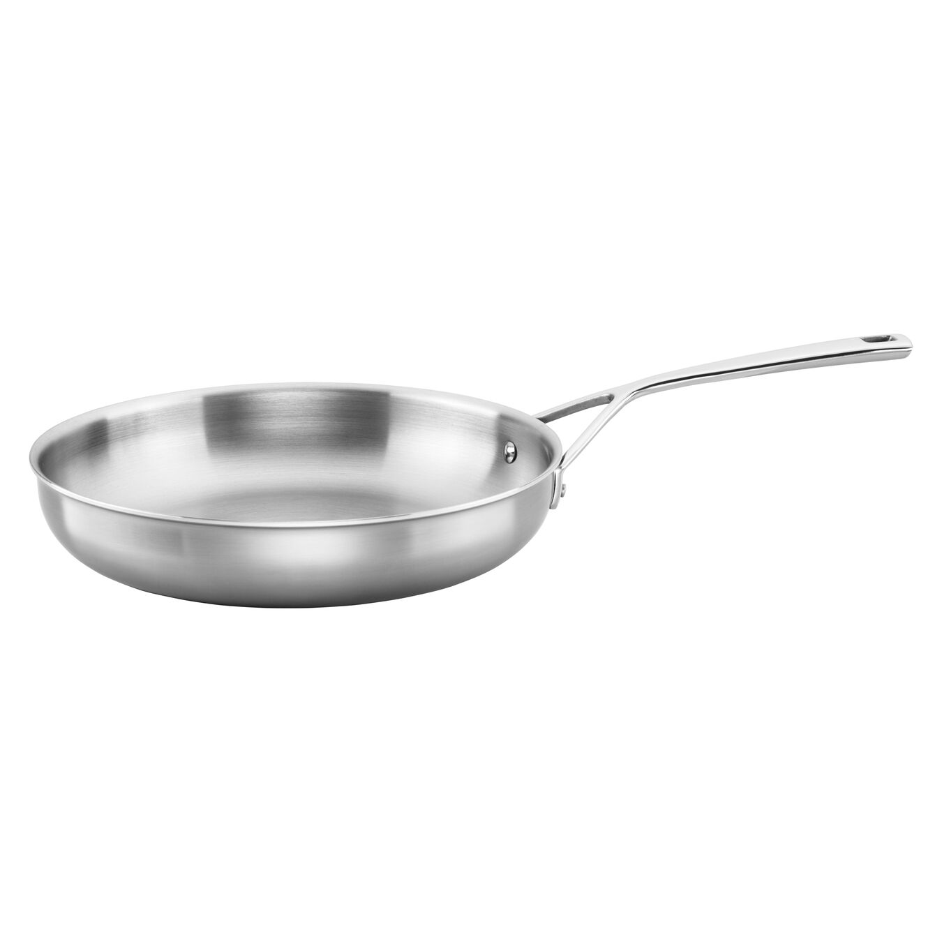 Stainless Steel 11-inch Fry Pan,,large 1