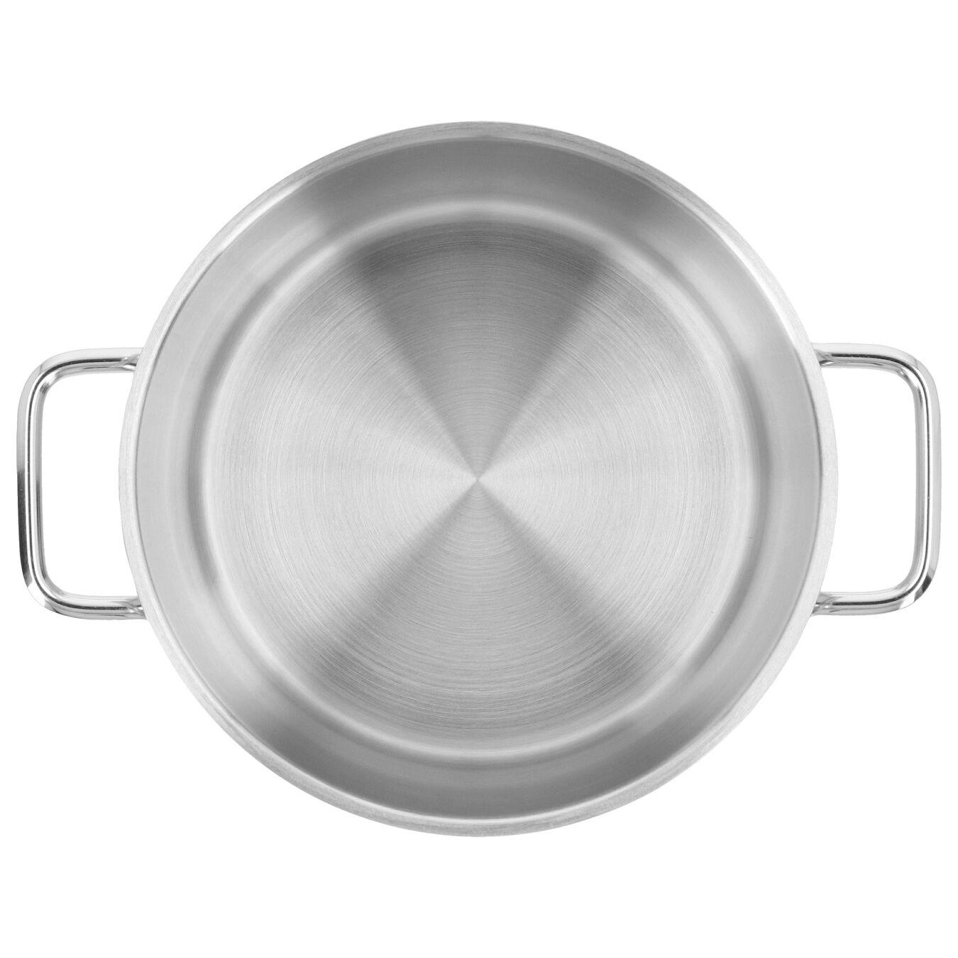 Derin Tencere Kapaklı | 18/10 Paslanmaz Çelik | 20 cm,,large 4