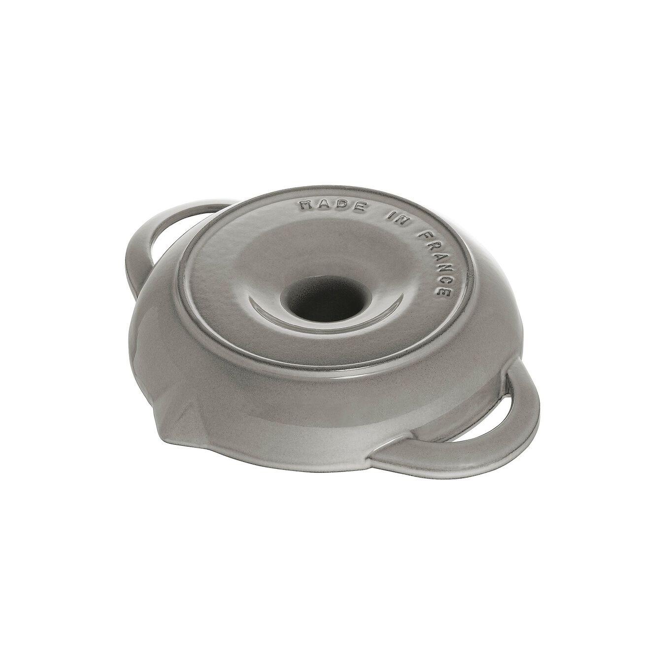 Cuocipollo - 24 cm, grigio grafite,,large 2