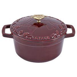 Staub Cast iron, 2-cm-/-8-inch Enamel Saute pan Tomorrowland