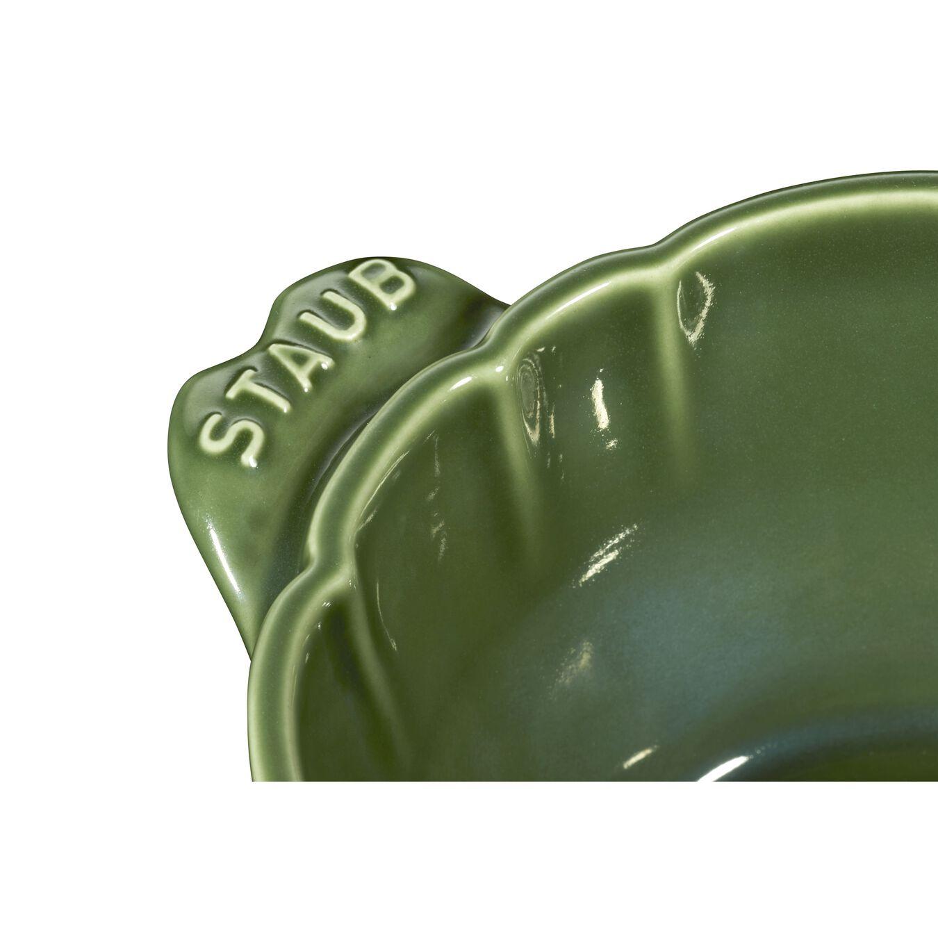 Ceramic Cocotte | Fesleğen | 13 cm | 450 ml | Enginar,,large 12