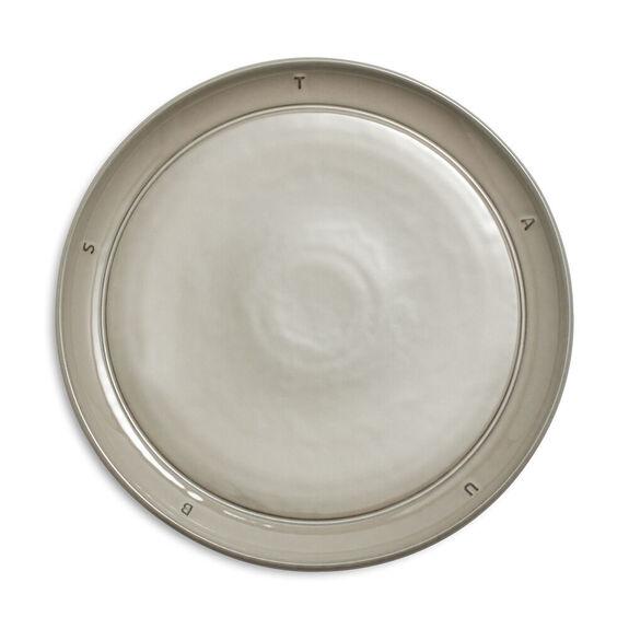 "8.5-inch Ceramic Salad Plate 22cm / 8.6"" - Graphite,,large"