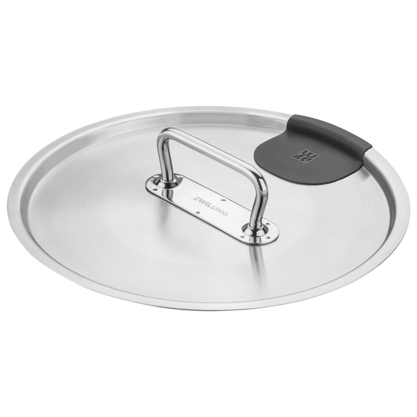 coperchio per cottura a bassa temperatura 24 cm, 18/10 acciaio inossidabile,,large 1