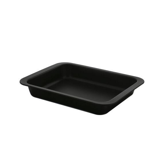 28-cm-/-11-inch PTFE Roaster, Black,,large