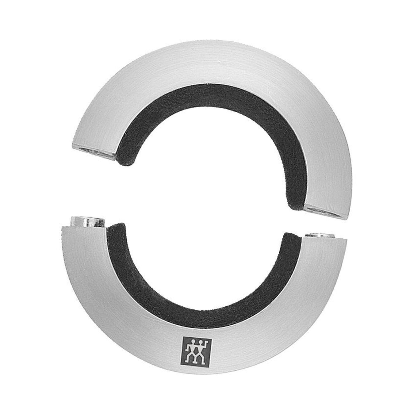 Salvagoccia - 5 cm, acciaio inox,,large 2