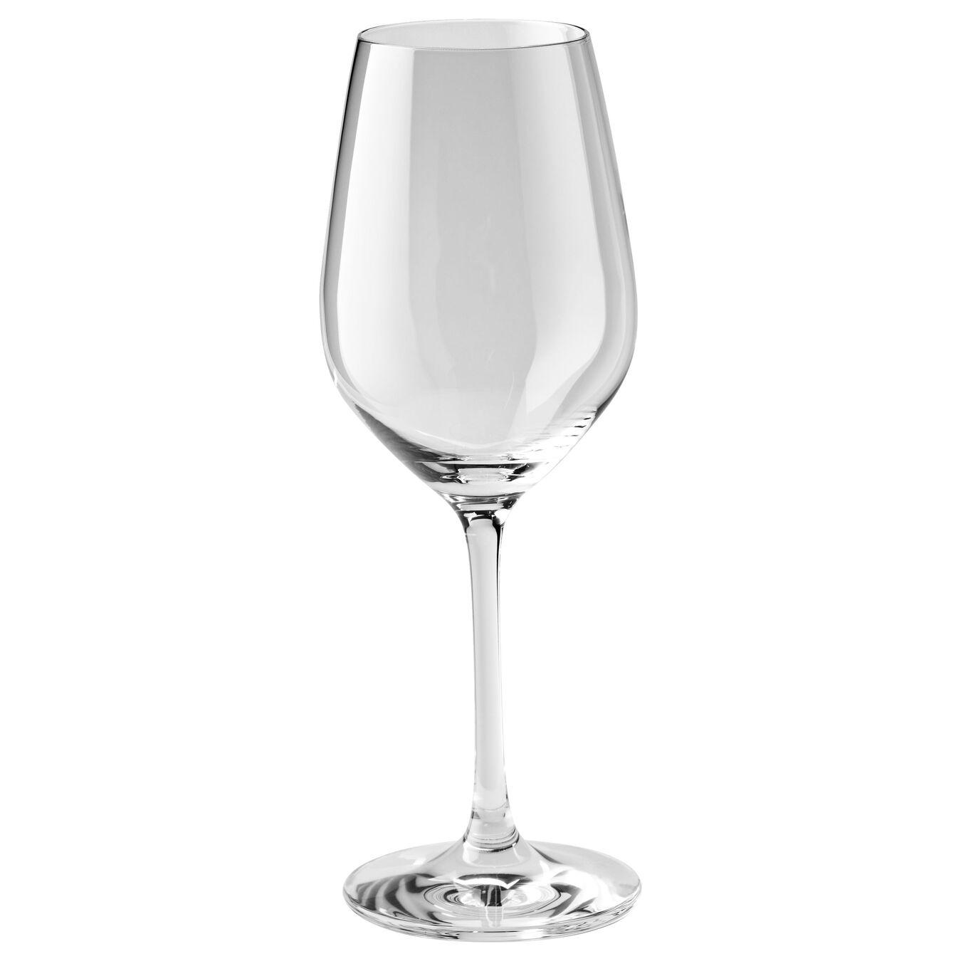Tazza di vino bianco - 280 ml, vetro cristallino,,large 2