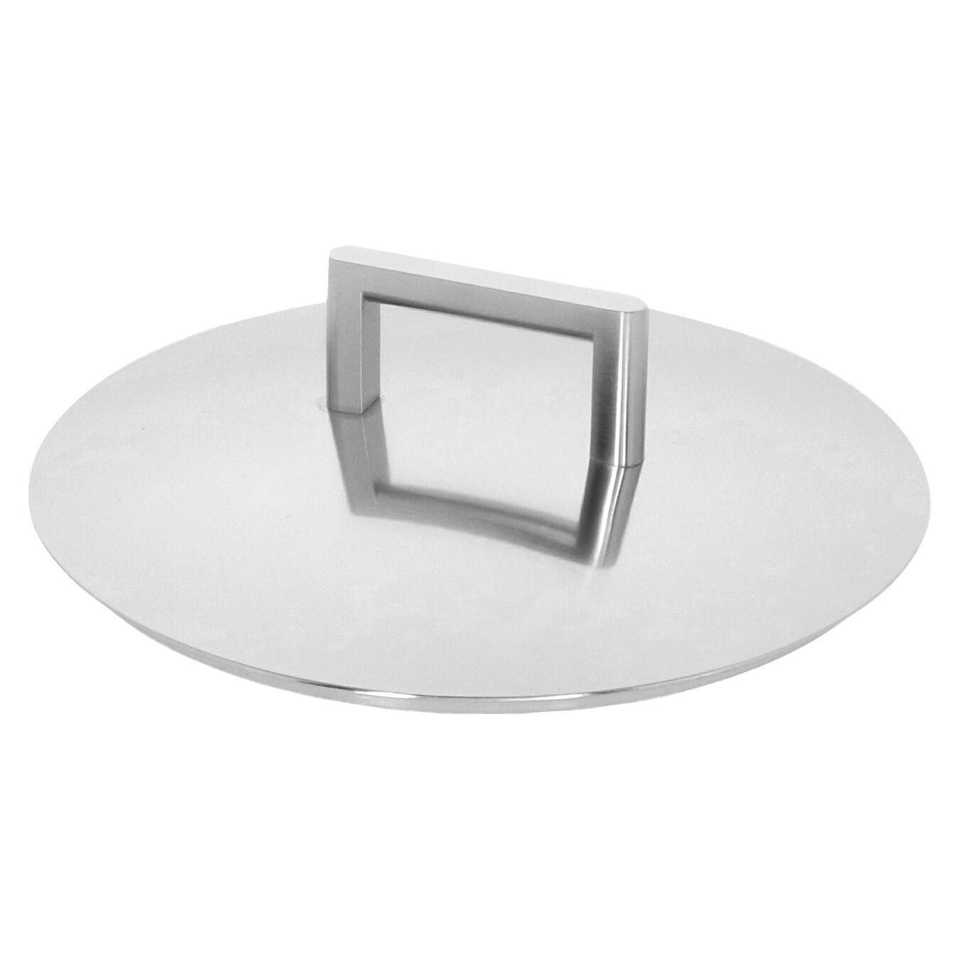 Derin Tencere çift çıdarlı kapak   18/10 Paslanmaz Çelik   20 cm,,large 2
